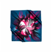 mimmel  Moonlight Me Colorful Pocket Square