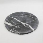 Minval  Flat Marble Plate