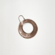 Unadorned Jewelry Design  The Twice Hoops Earring