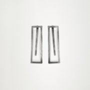 Unadorned Jewelry Design  The Maze Earring