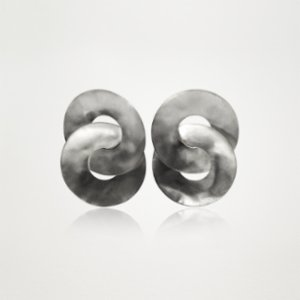 Unadorned Jewelry Design  The Nested Round Earring
