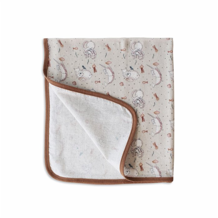 Auntie Me Organic Reach For The Sky Blanket
