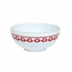 Some Home İstanbul Horse Luck Service Bowl