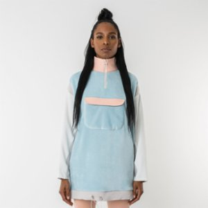 SEBNEMGUNAY  Ocean Wave Sweater Dress