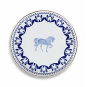 Some Home İstanbul  Horse Luck Service Plate