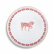 Some Home İstanbul  Horse Luck Service Pit Plate