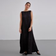 Mirimalist 	  Backward Long Dress
