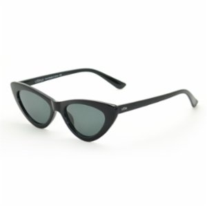 Looklight  Candice Black Woman's Sunglasses