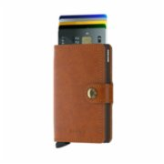 Secrid  Miniwallet Original Cognac Brown