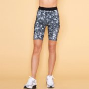 Hug the Moon  Granite Biker Shorts