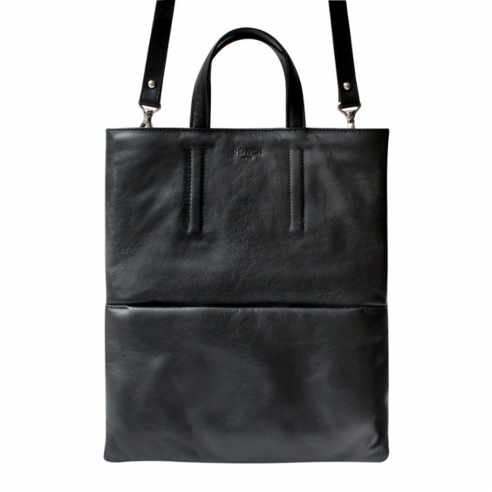Dennch New York Flat Shopping Bag