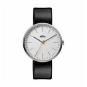 Braun  Analog Display Quartz black Watch