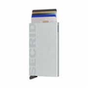 Secrid  Cardprotector Laser Logo Brushed Wallet