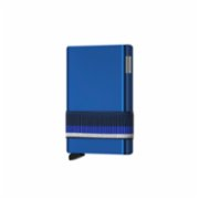 Secrid  Cardslide Blue Wallet