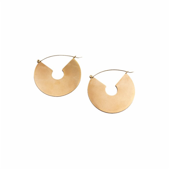 Girl & Gem Nical Earrings