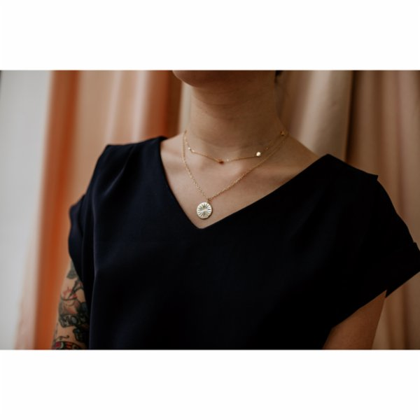 Girl & Gem Light Necklace