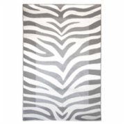 Maya Kids Room  Zebra Carpet