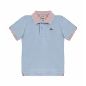 Peralina  Billy Kids - Polo Neck T-shirt