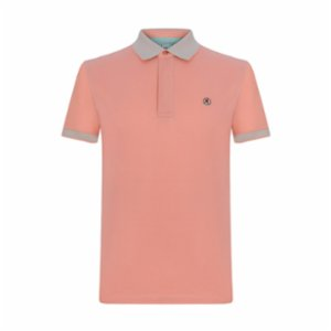 Peralina  Denny Dad Polo Neck T-shirt