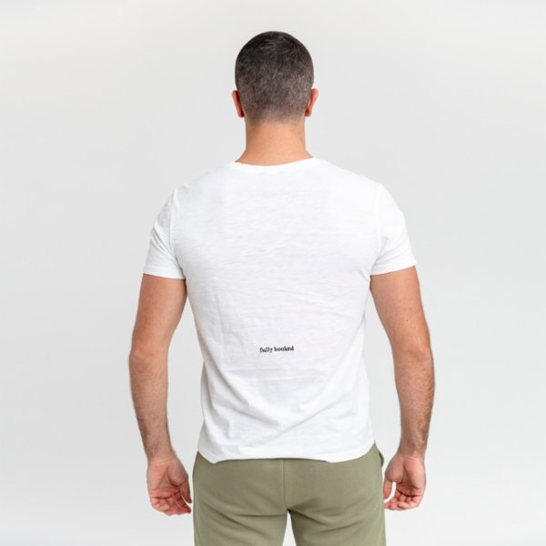 Bassigue Fully Booked T-shirt