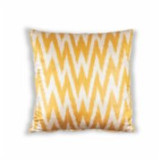 Bam's Design  Ikat I Pillow