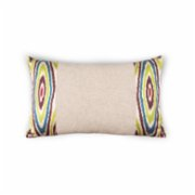 Bam's Design  Ikat VIII Pillow