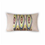 Bam's Design  Ikat IX Pillow