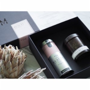 Melez Tea  Beauty Candle Experience Set 200 G