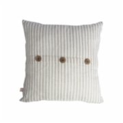 Table and Sofa  Riviera Button Pillow
