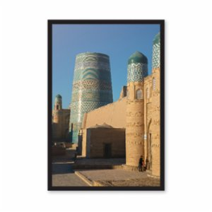 Emre Rende  Khiva Photographic Print No.2