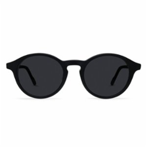 Common People  Jamie Matte Black Sunglasses