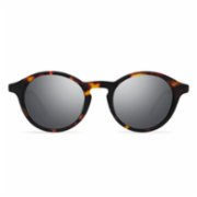 Common People  Jamie Matte Brown Sunglasses