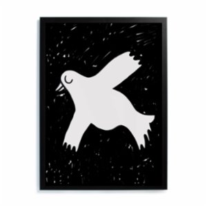 Studio These Days  Bird Art Print