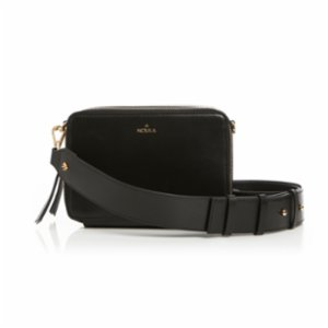 Noula  Black Mini Crossbody