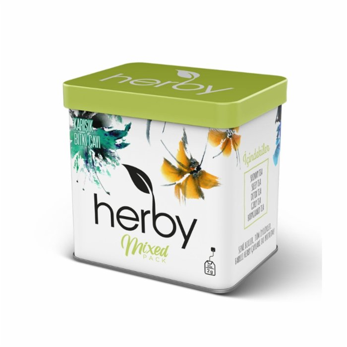 Herby Herby Mixed Tea Pack 40 G
