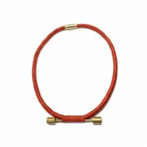 Nature Of The Things  Brassball Choker Necklace