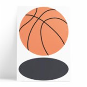 Pop by Gaea  Basketball Wall Sticker