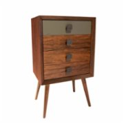 Halit Berker  Big-Cube Nightstand