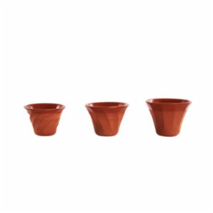 Atlas Harran  Mırra Coffee Cup 3 Set