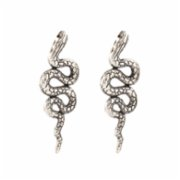 Aden Newyork  Sepente Earrings