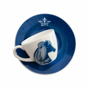 Katzze  Indigo Turkish Coffecup