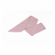 Moris  Powder Pink Dots Bandana