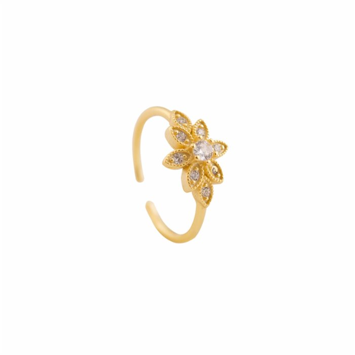 Girl & Gem Blossom Ring