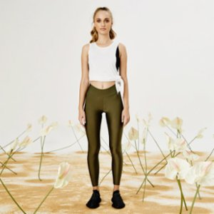 Bellis Activewear  Shiny Lycra Legging