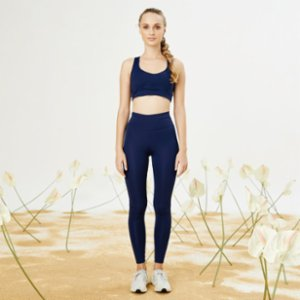 Bellis Activewear  High Wasited Push Up Leggings - I