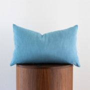 Phoenix Pillows  Linen Lumbar Pillow