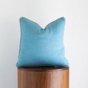 Phoenix Pillows  Blue Pillow With
