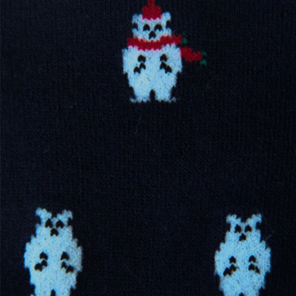 Fundaze Christmas | Polar Bear Socks