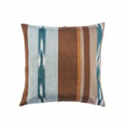 Bohemtolia  Striped Kutnu Silk Pillow I