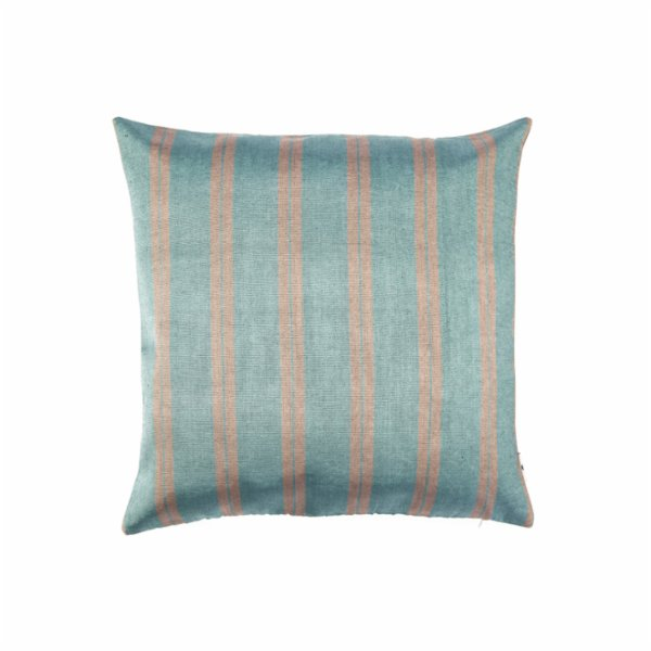 Bohemtolia Striped Kutnu Silk Pillow IV